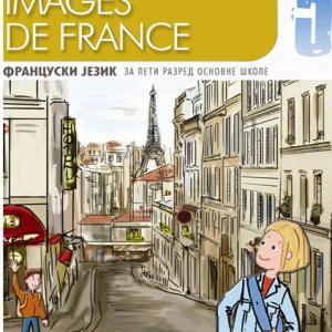Francuski-jezik--images-de-France-udzbenik-za-peti-razred