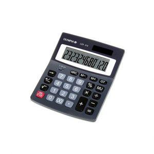 KALKULATOR-OLYMPIA-LCD-212